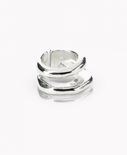 Load image into Gallery viewer, Sanjay Ring Sterling Silver