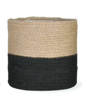 Medium Jute Basket / Plant Pot