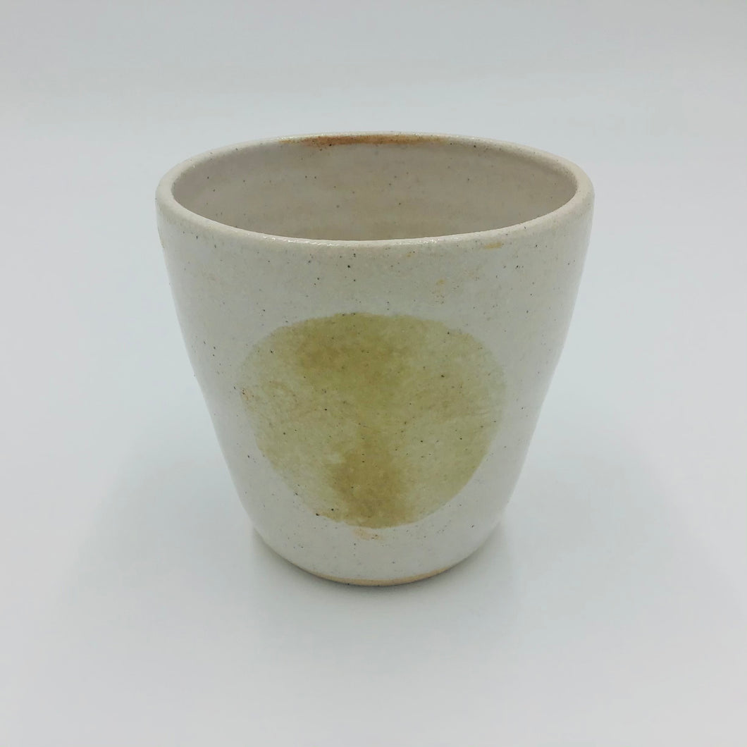Ceramic Cup Handmade In Hackney