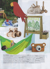 Nordic Lemon was featured in Marie Claire Enfants (Italy)