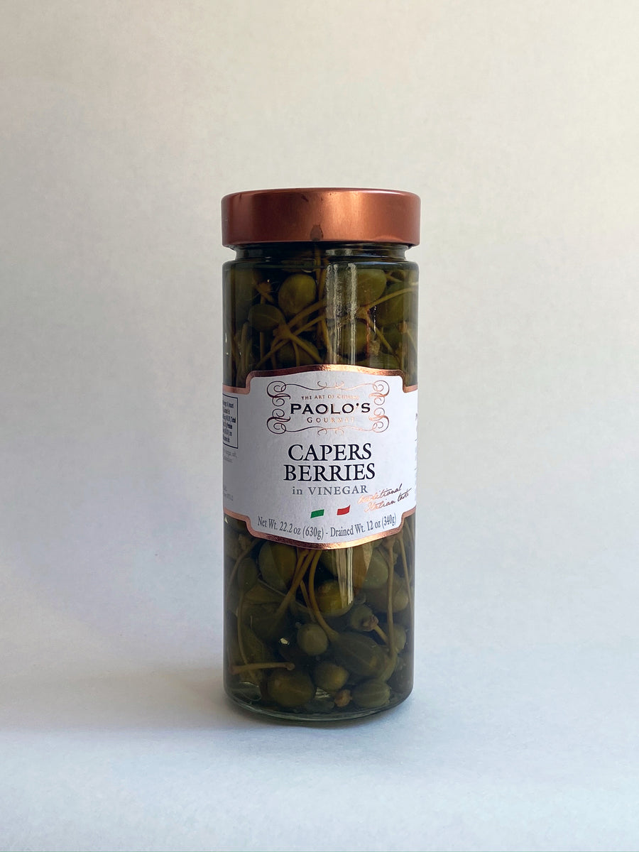 Paolo Caperberries