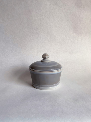 Butter Dish Marble