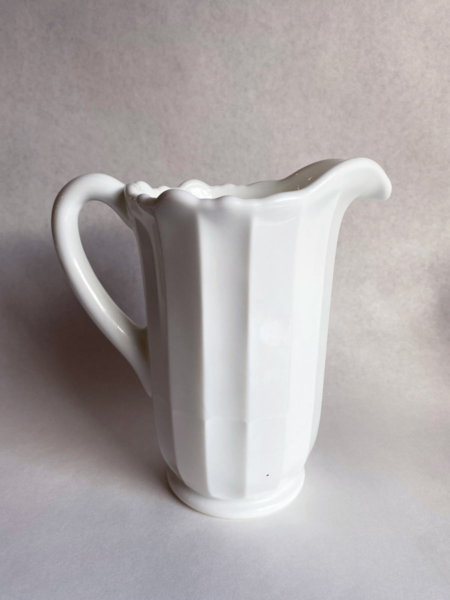 Panel Pitcher Milk