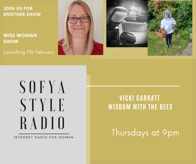 Wise Woman Radio Show with Vicki Garratt