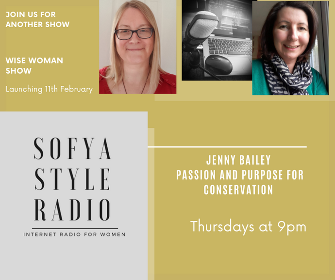 Wise Woman Radio Show with Jenny Bailey