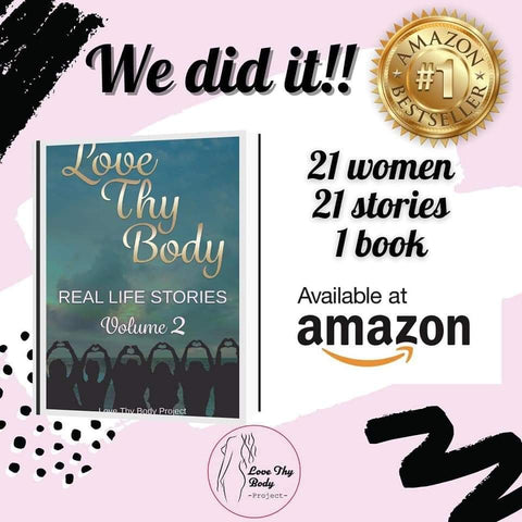 Love Thy Body: Real Life Stories Volume 2 Paperback – 26 Feb. 2021 +Wise-woman-guide