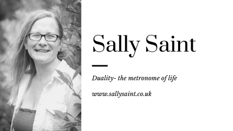 Sally-Saint-Duality-the metronome of life