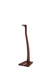 Zither Handcrafted Wood Violin or Viola Stand with Bow Holder