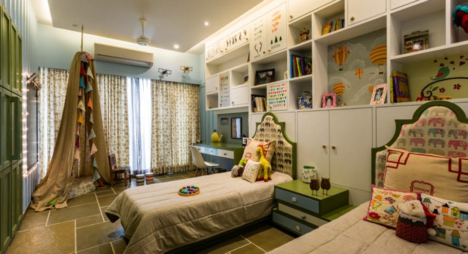 Five Important Guidelines for Kids Rooms