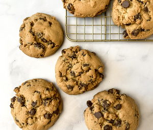 Three Farm Daughters Special Chunky Chocolate Chip Cookies