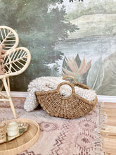 Load image into Gallery viewer, Large Rustic Woven Seagrass Basket Basket Picnic Imports