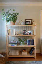 Load image into Gallery viewer, Looped Back Rattan Bookshelf *In Store Pick Up Only* Furniture Picnic Imports