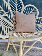 Load image into Gallery viewer, Rattan Flower Accent Chair Chair Picnic Imports