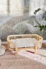 Load image into Gallery viewer, Sausalito Rattan Pet Bed Pet Bed Picnic Imports