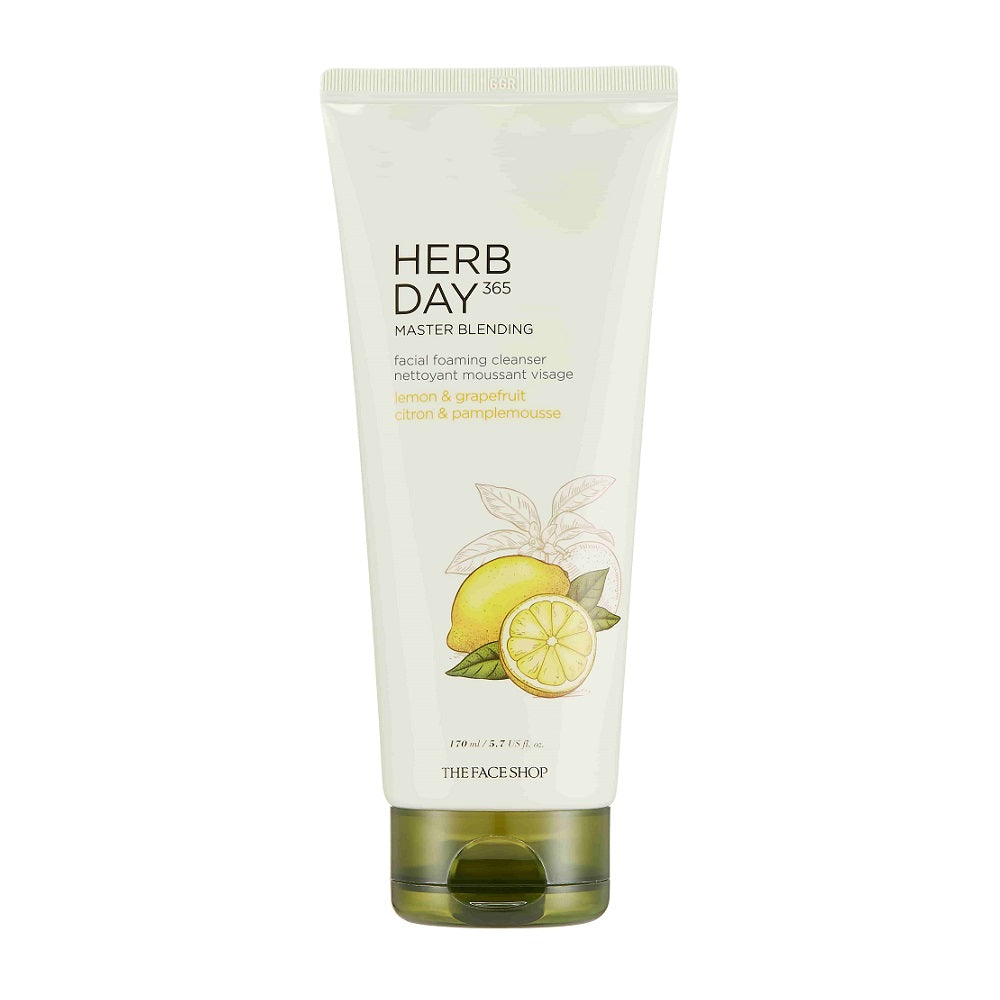 Herb Day 365 Foaming Cleanser- Lemon & Grapefruit