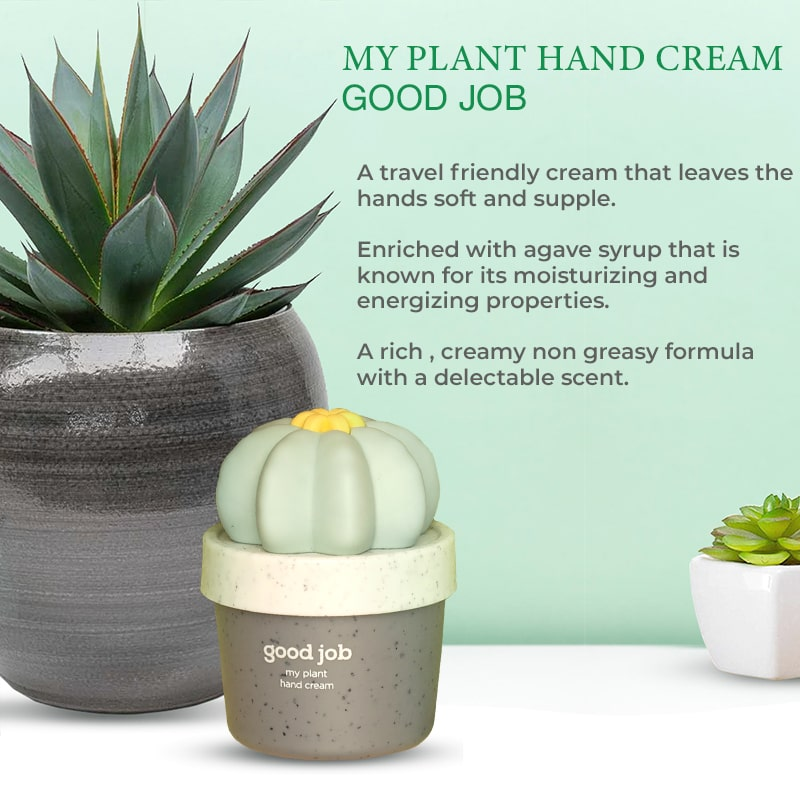 My Plant Hand Cream - Good Job