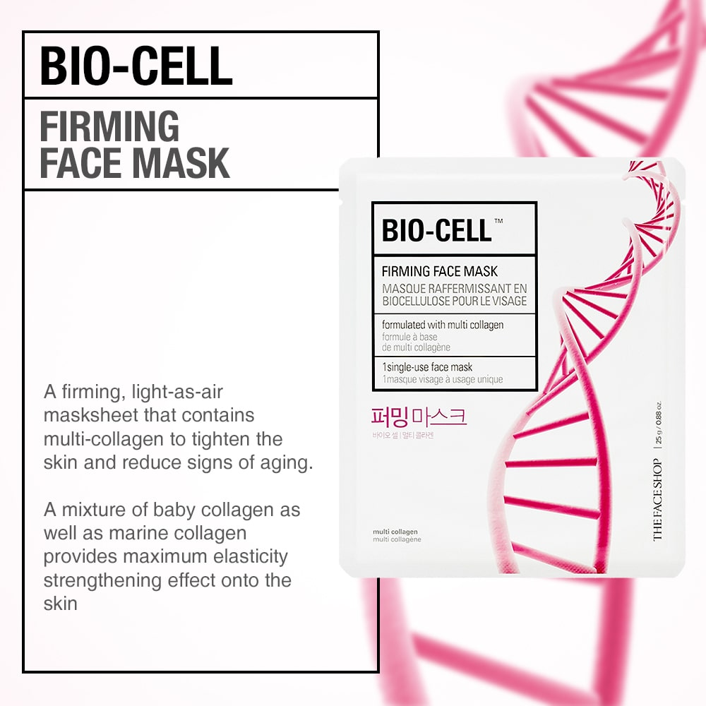 Bio-Cell Firming Face Mask
