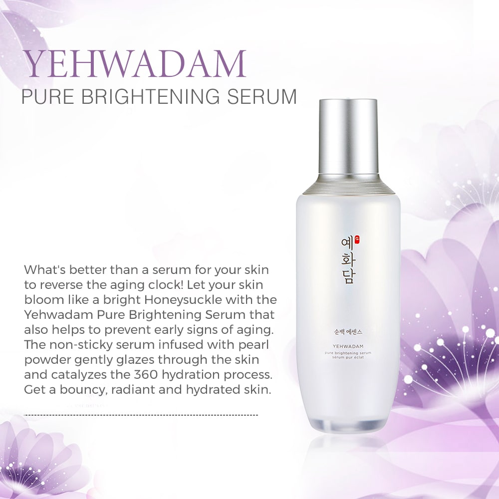 Yehwadam Pure Brightening Serum