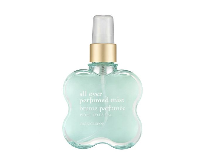 All Over Perfumed Mist - Baby Musk