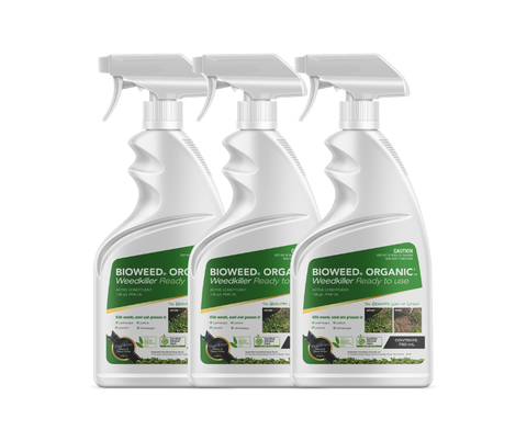 Bioweed | 750ml RTU Triple Pack