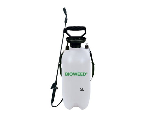 Bioweed 5L Garden Pressure Sprayer Kit