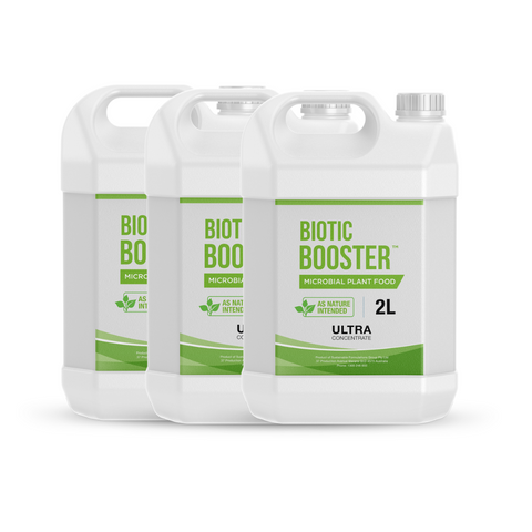 Biotic Booster Concentrate 2L Triple Pack