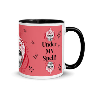 Under Your/My Spell -Genie Mug - Magic Swag Club