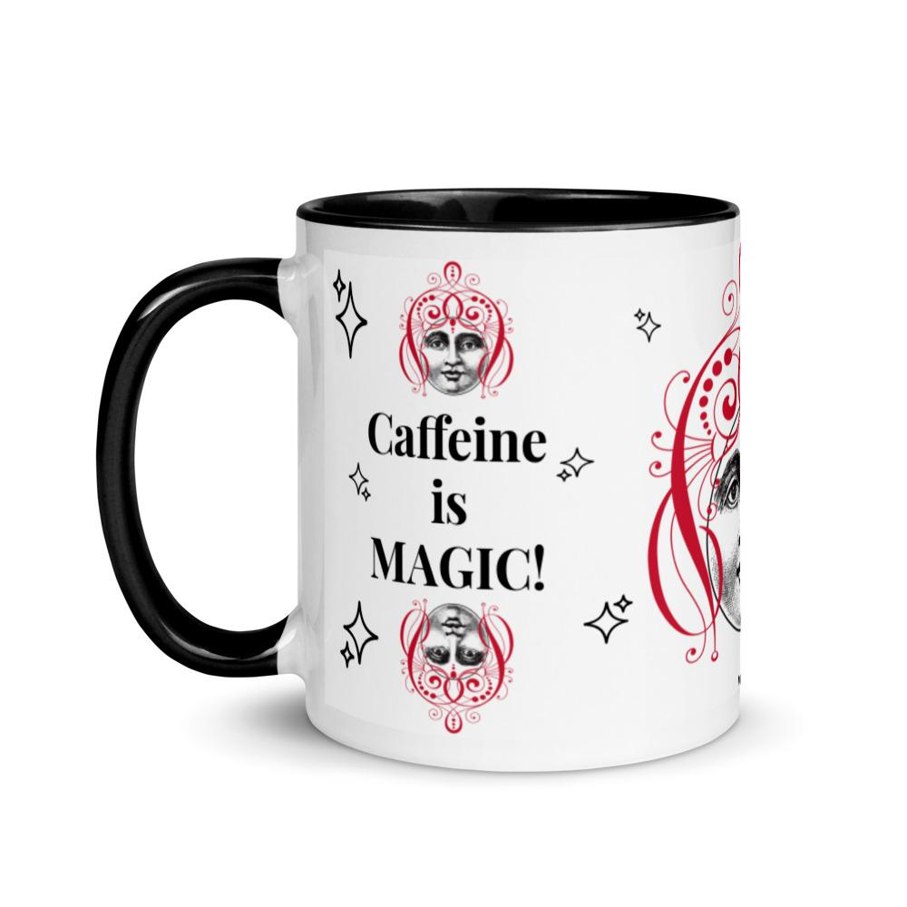 Caffeine is MAGIC! -Fiend Mug - Magic Swag Club