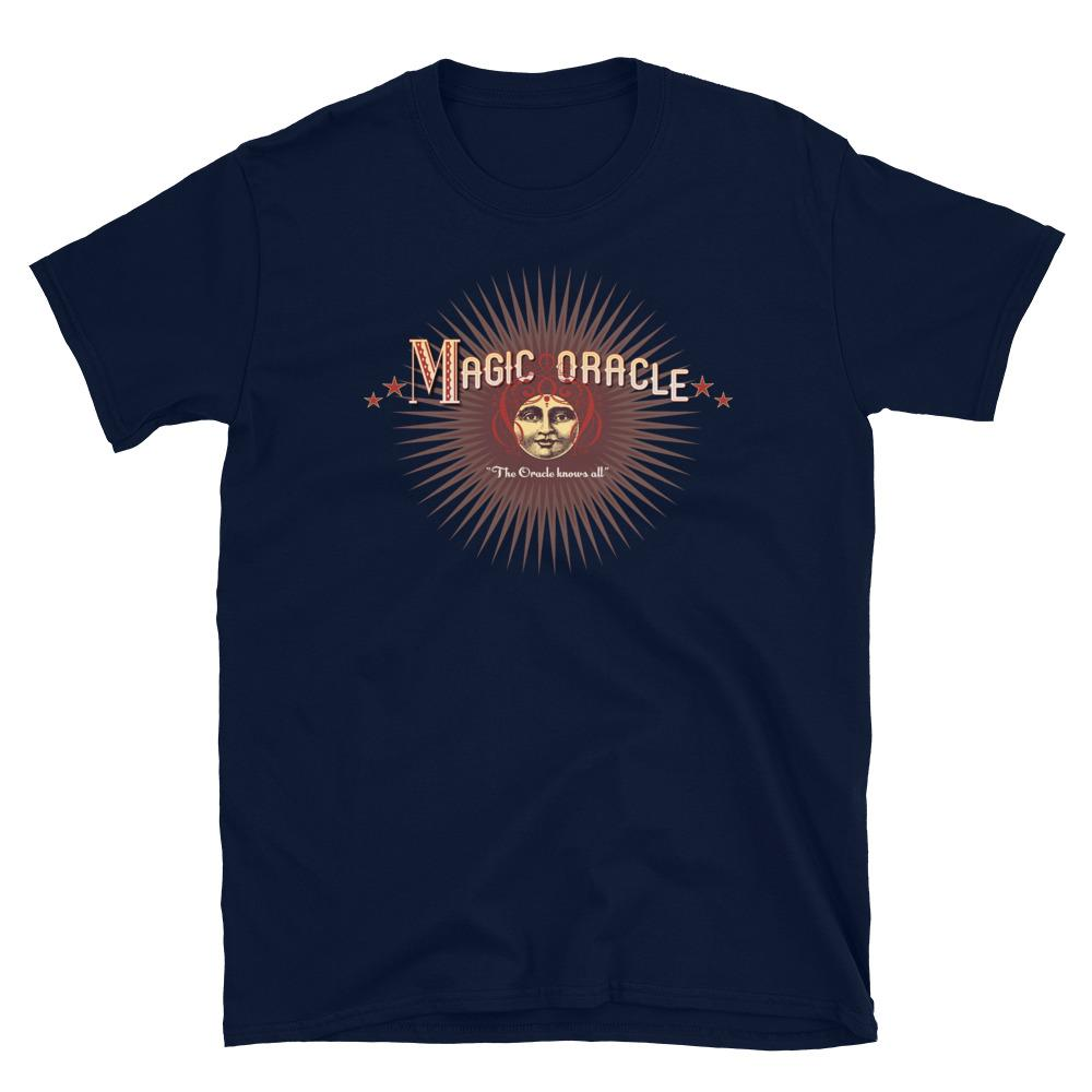 Magic Oracle -All-Knowing Tee - Magic Swag Club