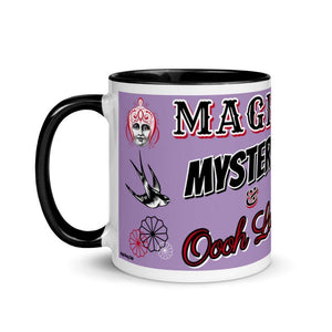 Magic, Mystery and Ooh La La -Trifecta Mug - Magic Swag Club