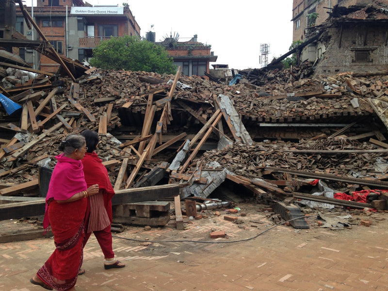 Nepal Earthquake Appeal Donation