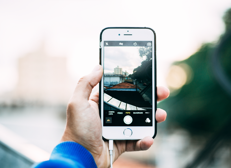 Take A Photo On iPhone Using The Volume Button
