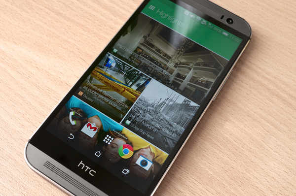 Remove BlinkFeed From Your HTC One M8