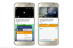 How To Use Split Screen On Samsung Galaxy S6 / S7
