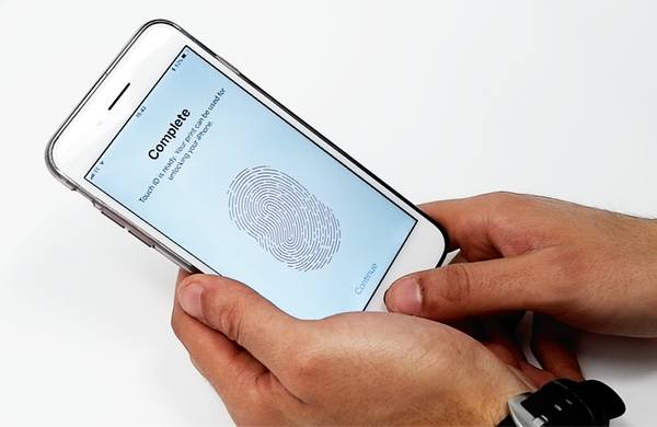 How To Add Additional Touch ID Fingerprints To Your iPhone