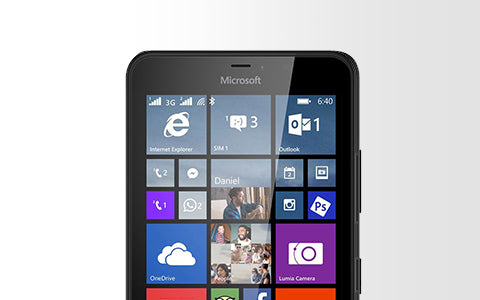 Microsoft Lumia 640XL Repair Banner