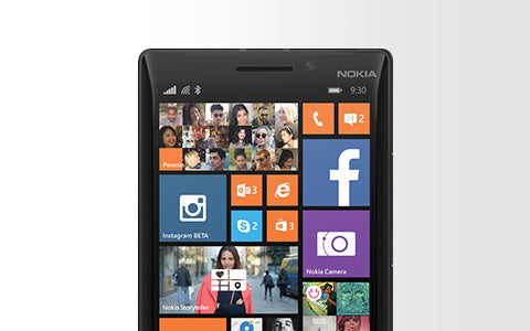 Nokia Lumia 930 Repair Banner