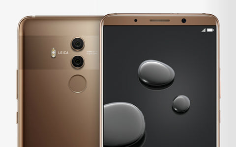 Cracked Or Broken Huawei Mate 10 Pro? Repair Service Support