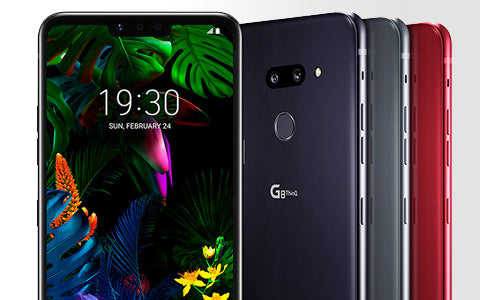 LG G8 ThinQ Repairs Banner