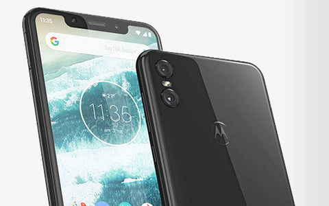 Moto One (P30 Play) Repair Banner