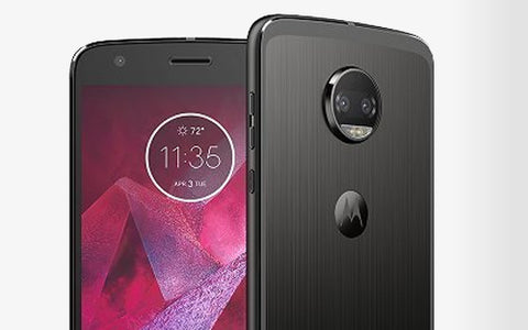 Moto Z2 Force Repair Banner