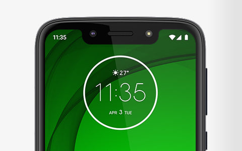 Moto G7 Play Repair Banner