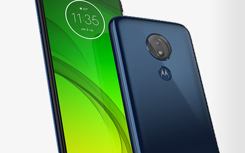Moto G7 Power Repair Banner