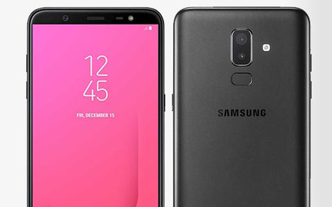 Samsung Galaxy J8 Repair Banner