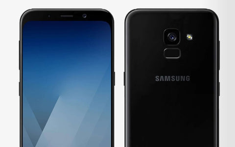 Samsung Galaxy A8+ 2018 Repair Banner