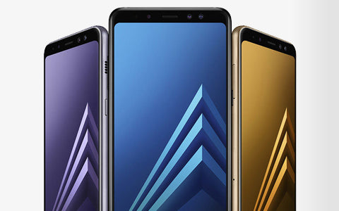 Samsung Galaxy A8 2018 Repair Banner