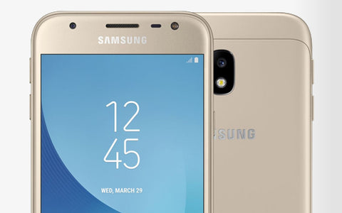 Samsung Galaxy J3 2017 Repair Banner
