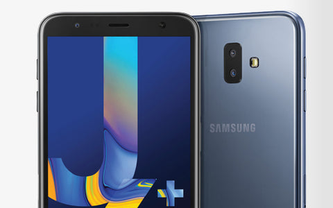 Samsung Galaxy J6+ Repair Banner