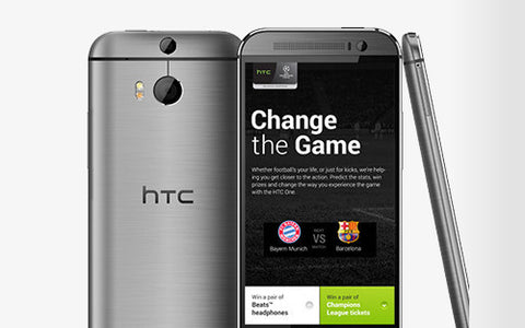 HTC One M8S Repair Banner