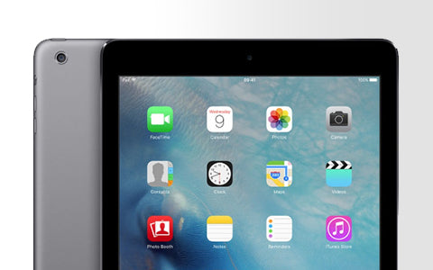 iPad Air Repair Banner